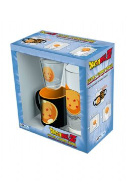 DRAGON BALL -  GLASS, ESPRESSO MUG AND SHOOTER SET