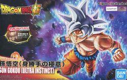 DRAGON BALL -  GOKU ULTRA INSTINCT MODEL KIT STANDARD -  DRAGON BALL SUPER