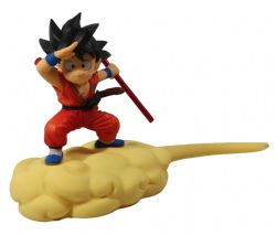 DRAGON BALL -  KID GOKU & FLYING NIMBUS FIGURE (5,5 INCH) -  DRAGON BALL