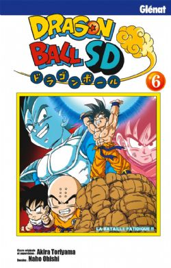 DRAGON BALL -  LA BATAILLE FATIDIQUE !! (FRENCH V.) -  DRAGON BALL SD 06