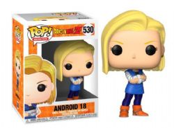 DRAGON BALL -  POP! VINYL FIGURE OF ANDROID 18 (4 INCH) 530