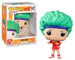DRAGON BALL -  POP! VINYL FIGURE OF BULMA (4 INCH) -  DRAGON BALL Z 707