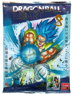 DRAGON BALL -  SHIKISHI (ILLUSTRATED ART BOARD) SERIE 8