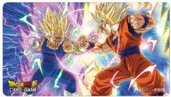 DRAGON BALL SUPER -  GAME MAT - VEGETA VS GOKU (24