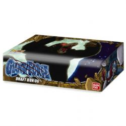 DRAGON BALL SUPER -  GIANT FORCE DRAFT BOX -  UNISON WARRIOR 06
