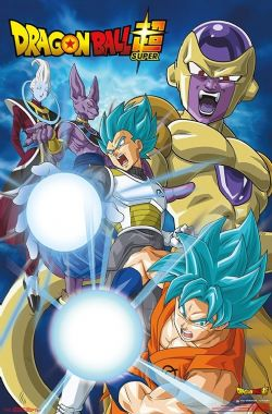 DRAGON BALL SUPER -