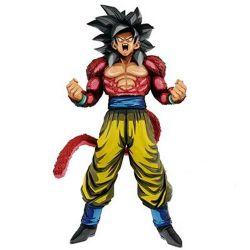 DRAGON BALL -  SUPER SAIYAN 4 SON GOKU FIGURE (11INCHES) -  MANGA DIMENSIONS