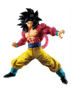 DRAGON BALL -  SUPER SAIYAN 4 SON GOKU FIGURE (7INCH) -  DRAGON BALL GT FULL SCRATCH