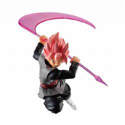 DRAGON BALL -  SUPER SAIYAN ROSE GOKU BLACK ROSE FIGURE (4INCHES) -  DRAGON BALL STYLING