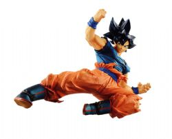 DRAGON BALL -  ULTRA INSTINCT FIGURE (7 7/8 INCH) -  SON GOKU FES V10