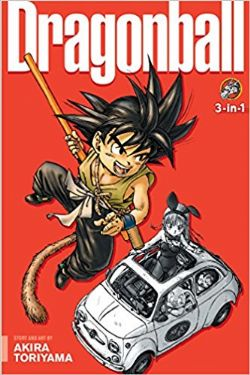 DRAGON BALL -  VOLUMES 1-3 (ENGLISH V.) 3-IN-1 01