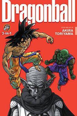 DRAGON BALL -  VOLUMES 16-18 (ENGLISH V.) -  3-IN-1 06