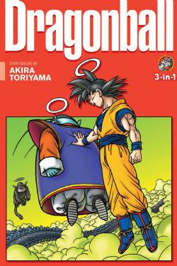 DRAGON BALL -  VOLUMES 34-36 (ENGLISH V.) -  3-IN-1 12