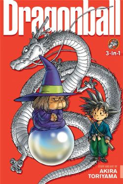 DRAGON BALL -  VOLUMES 7-9 (ENGLISH V.) -  3-IN-1 03