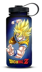 DRAGON BALL -  WATER BOTTLE - BLUE (24 OZ) -  DRAGON BALL Z