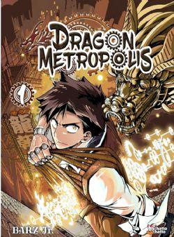 DRAGON METROPOLIS -  (FRENCH V.) 01