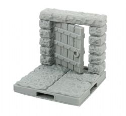 DRAGONLOCK SCENERY -  ROCK DOOR -  DUNGEON