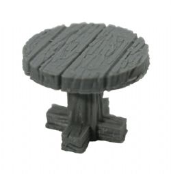 DRAGONLOCK SCENERY -  ROUND TABLE -  FURNITURES