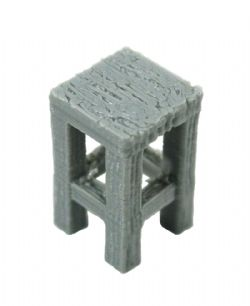 DRAGONLOCK SCENERY -  STOOL -  FURNITURES