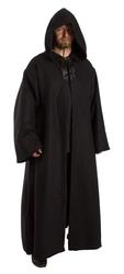 DRESS -  BENEDICT DRESS - BLACK (MEDIUM/LARGE)