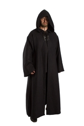 DRESS -  BENEDICT DRESS - BLACK (X-LARGE/XX-LARGE)