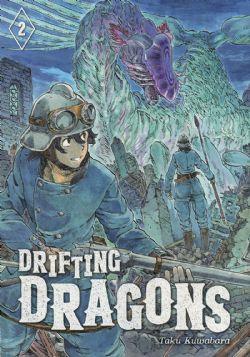 DRIFTING DRAGONS -  (ENGLISH V.) 02