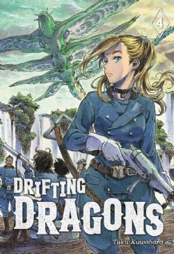 DRIFTING DRAGONS -  (ENGLISH V.) 04
