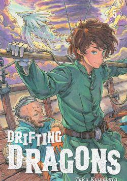 DRIFTING DRAGONS -  (ENGLISH V.) 05