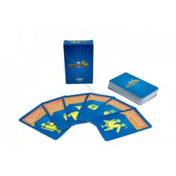 DRINKOPOLY -  50 ADDITIONAL CARDS (ENGLISH)