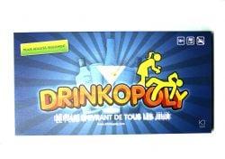 DRINKOPOLY -  DRINKOPOLY - LE PLUS ENIVRANT DE TOUS LES JEUX (FRENCH)