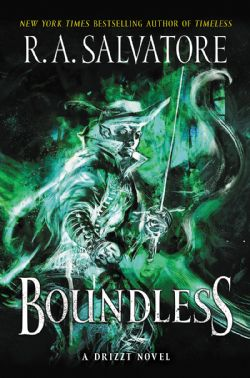 DRIZZT -  BOUNDLESS TP