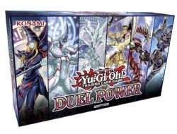 DUEL POWER -  6 BOOSTER PACKS + 1 GAME BOARD + 6 CARDS