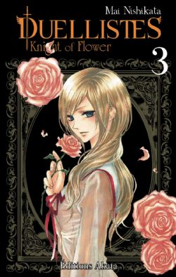 DUELLISTES: KNIGHT OF FLOWER -  (FRENCH V.) 03