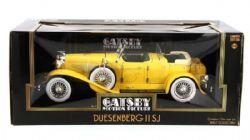 DUESENBERG -  GREAT GATSBY MODEL II SJ 1/18 - YELLOW