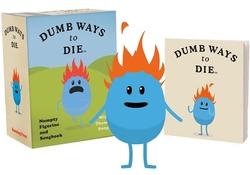 DUMB WAYS TO DIE -  NUMPTY FIGURINE & SONGBOOK -  MINI-KIT