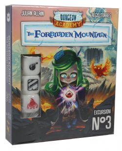 DUNGEON ACADEMY -  THE FORBIDDEN MOUNTAIN (MULTILINGUAL)