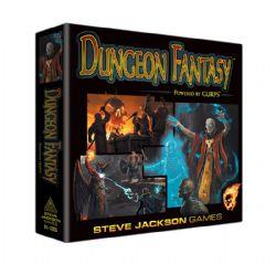 DUNGEON FANTASY -  ROLEPLAYING GAME (ENGLISH)