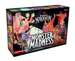 DUNGEON MAYHEM -  MONSTER MADNESS (ENGLISH)