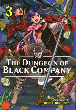 DUNGEON OF BLACK COMPANY, THE  -  (ENGLISH V.) 03