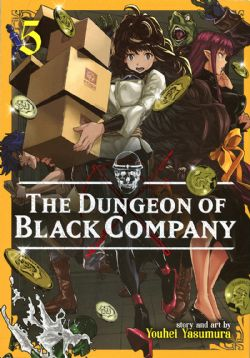 DUNGEON OF BLACK COMPANY, THE  -  (ENGLISH V.) 05