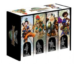 DUNGEONOLOGY : THE EXPEDITION -  ERASMUS EXPANSION BOX (ENGLISH)