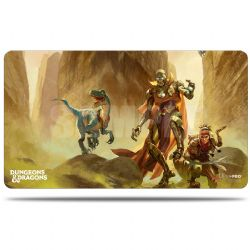 DUNGEONS AND DRAGONS -  EBERRON RISING FROM THE LAST WAR COVER - PLAYMAT