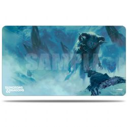 DUNGEONS AND DRAGONS -  ICEWIND DALE RIME OF THE FROSTMAIDEN COVER - PLAYMAT