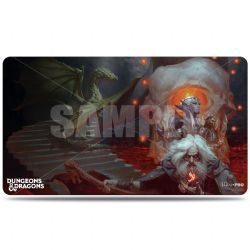 DUNGEONS AND DRAGONS -  WATERDEEP DUNGEON OF THE MAD MAGE COVER - PLAYMAT