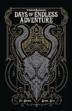DUNGEONS & DRAGONS 5 -  DAYS OF ENDLESS ADVENTURE TP