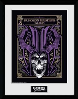 DUNGEONS & DRAGONS 5 -  DUNGEON MASTER'S GUIDE - COLLECTOR PRINTS (13