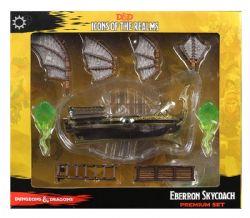 DUNGEONS & DRAGONS 5 -  EBERRON SKYCOACH PREMIUM SET -  ICONS OF THE REALMS