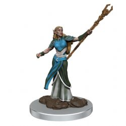 DUNGEONS & DRAGONS 5 -  FEMALE ELF SORCERER -  ICONS OF THE REALMS
