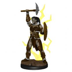 DUNGEONS & DRAGONS 5 -  FEMALE GOLIATH BARBARIAN -  ICONS OF THE REALMS