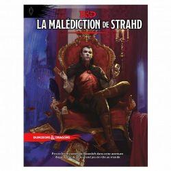 DUNGEONS & DRAGONS 5 -  LA MALÉDICTION DE STRAHD (FRENCH)